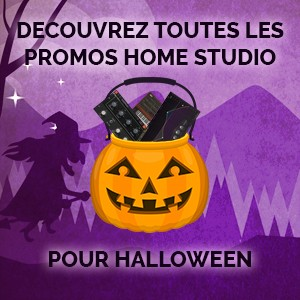 Promotions Halloween Home Studio
